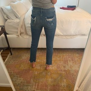 Mothers jeans